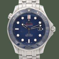 Omega Seamaster Diver 300 M Acciaio 41mm Blu Senza numeri Italia, Terni