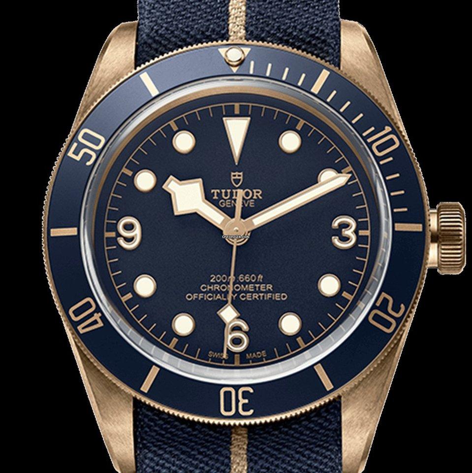 Tudor Black Bay Bronze M79250BB-0001 2021 new