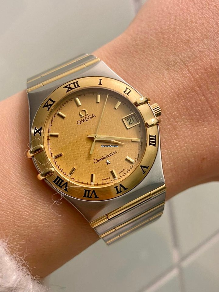 Omega Constellation 1212.10.00 pre-owned
