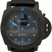 Panerai Luminor GMT Automatic PAM 01616 Very good Carbon 47mm Automatic United States of America, New York, New York