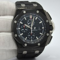 Audemars Piguet 26400AU.OO.A002CA.01 Carbon 2013 Royal Oak Offshore Chronograph 44mm pre-owned United States of America, New York, New York
