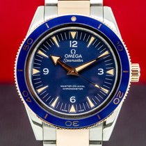 Omega Seamaster 300 Steel 41mm United States of America, Massachusetts, Boston