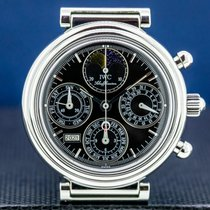 IWC Da Vinci Perpetual Calendar Steel 39mm United States of America, Massachusetts, Boston