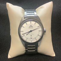 Omega 130.30.39.21.02.001 Steel Globemaster 39mm new United States of America, New Jersey, Fords