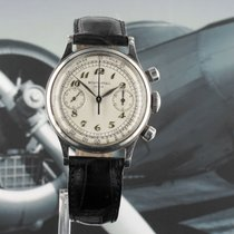 Patek Philippe Chronograph Acero 35mm Plata