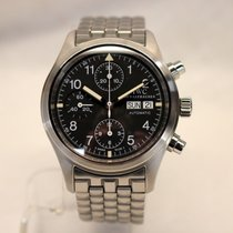 IWC Steel 39mm Automatic 3706-003 pre-owned