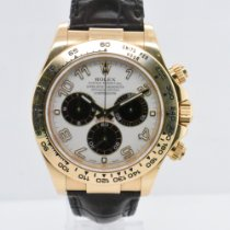 Rolex 116518 Yellow gold 2010 Daytona 40mm pre-owned United States of America, New York, New York