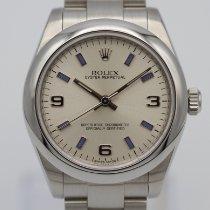 Rolex Oyster Perpetual 31 Stahl 31mm Silber Deutschland, Hamburg