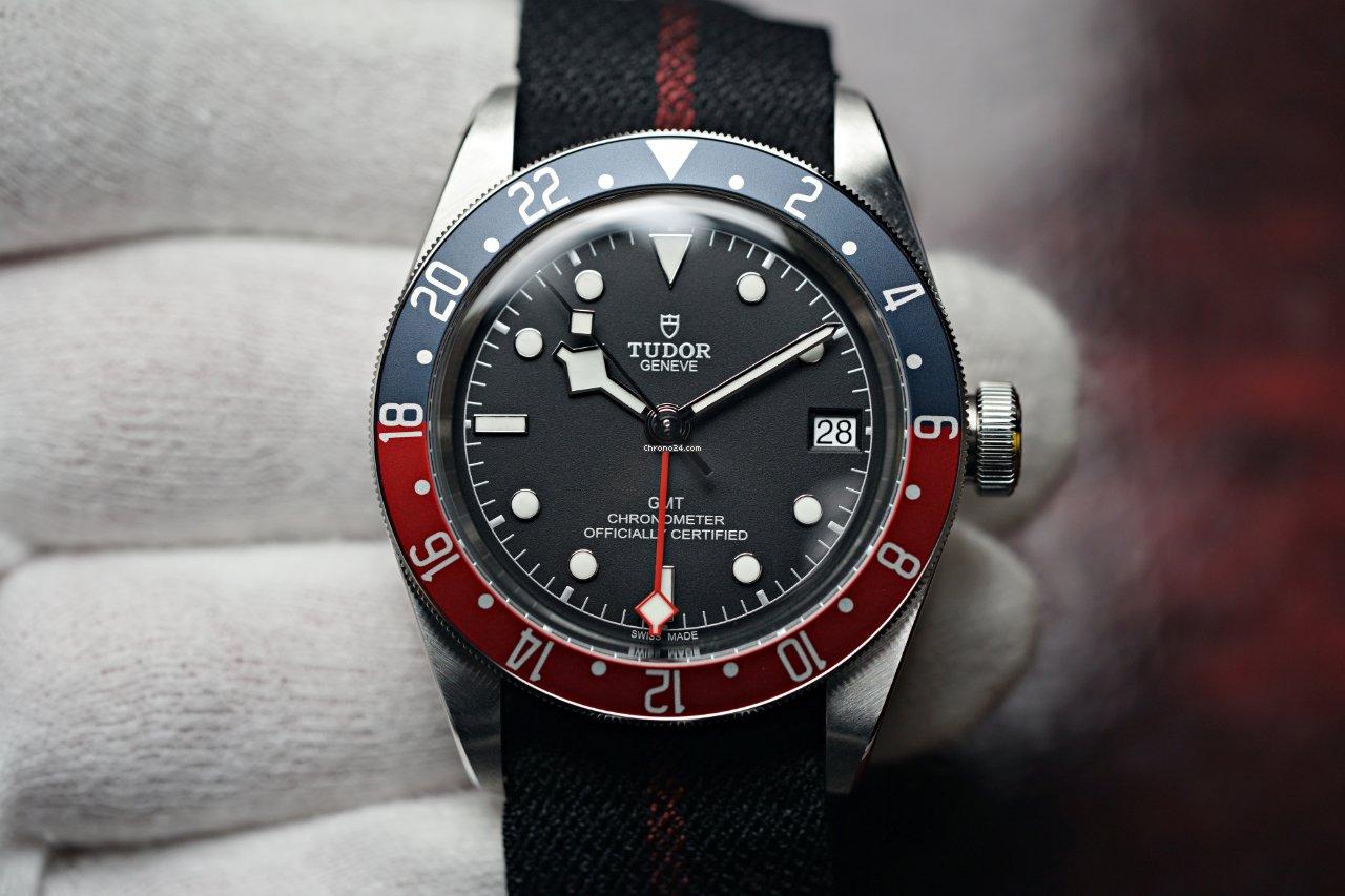 Tudor Black Bay GMT 79830RB-0003 2021 new
