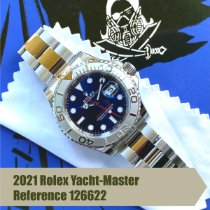 Rolex Yacht-Master 40 Platinum 40mm Blue No numerals United States of America, Florida, Coral Gables