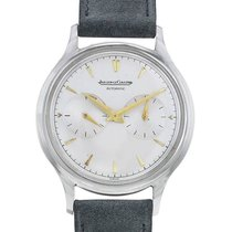 Jaeger-LeCoultre E502 Very good Steel 37mm Automatic
