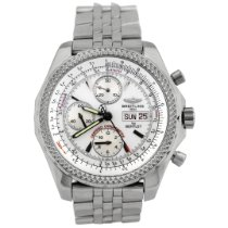 Breitling Bentley GT Steel 45mm White No numerals United States of America, California, Fullerton
