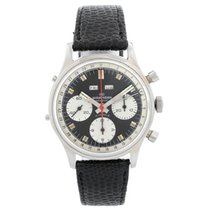 Wakmann Steel 37mm Chronograph pre-owned United States of America, Texas, Dallas