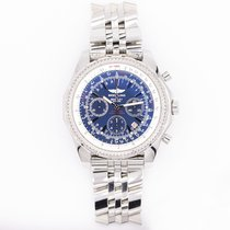 Breitling Bentley Motors Steel 49mm Blue United States of America, New Jersey, Princeton