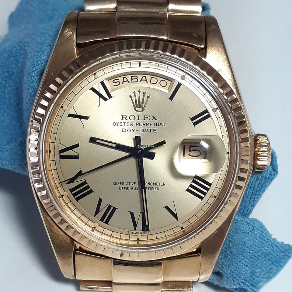 Rolex Day-Date 36 1803 1974 pre-owned