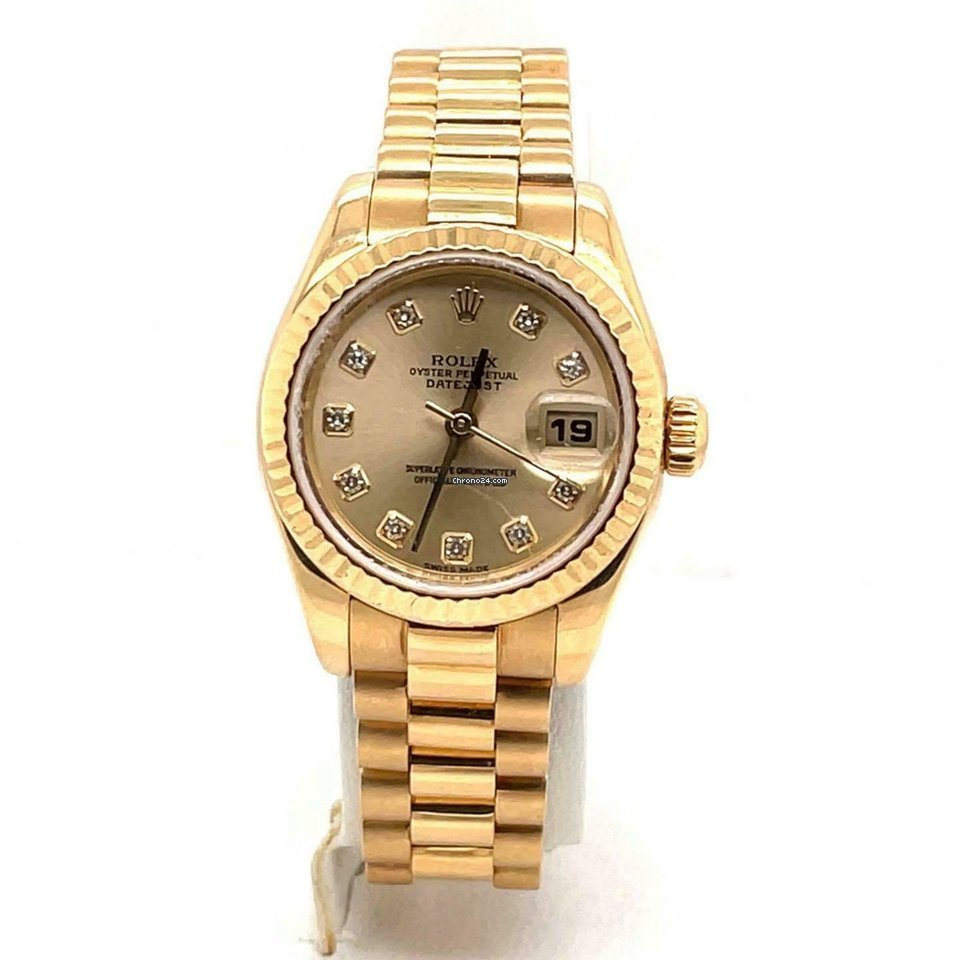 Rolex Lady-Datejust 179178 2000 pre-owned
