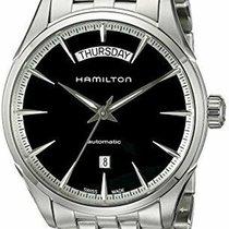 Hamilton Jazzmaster Day Date Auto Steel 42mm Black United States of America, New Jersey, Somerset