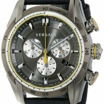 Versace Steel 44mm Quartz VDB020014-SDB United States of America, New Jersey, Somerset
