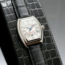 Franck Muller new Automatic Guilloché dial 33mm Steel Sapphire crystal