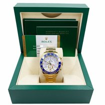 Rolex Yacht-Master II pre-owned 44mm Ceramic