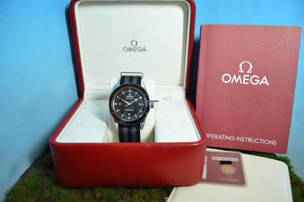 Omega Seamaster 300 23332412101001 / Code: 7667
