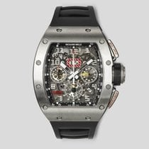 Richard Mille RM 011 RM011FM Very good Titanium 50mm