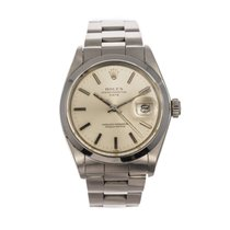 Rolex Oyster Perpetual Date Steel 34mm