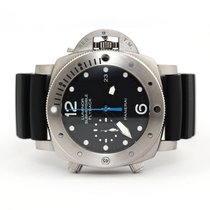 Panerai Luminor Submersible 1950 3 Days Automatic Titanium 47mm Black Arabic numerals United States of America, Florida, Aventura