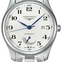 Longines Master Collection Steel 40mm Silver United States of America, California, Los Angeles