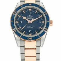 Omega Seamaster 300 new Automatic Watch with original box and original papers 233.60.41.21.03.001