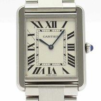 Cartier (カルティエ) タンク ソロ W5200014 良い ステンレス 34mm クォーツ 日本, Sapporo-shi