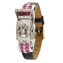 Hamilton Women's watch 20mm Manual winding pre-owned Watch only