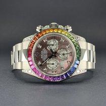 Rolex 116599RBOW Or blanc 2012 Daytona 40mm occasion