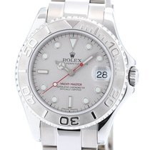 Rolex Yacht-Master 168622 Very good Platinum 34mm Automatic
