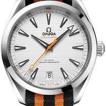 Omega Seamaster Aqua Terra Steel 41mm Silver