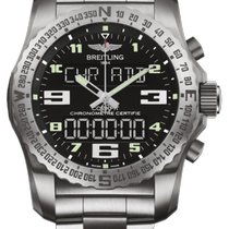 Breitling Titanium 46mm Automatic EB5010221B1E1 new