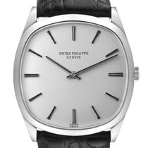 Patek Philippe Golden Ellipse White gold 32mm Silver United States of America, Georgia, Atlanta