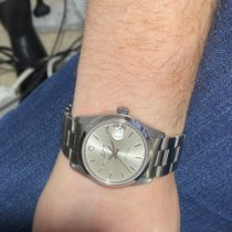 Tudor Steel Automatic Prince Date pre-owned