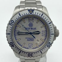 Deep Blue Steel 47mm Automatic DEEP BLUE Daynight 32 T 100 pre-owned
