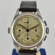 Universal Genève Steel 33mm Manual winding universal compax aero pre-owned