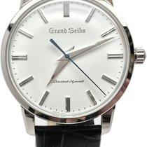 Seiko Grand Seiko Steel 38mm White No numerals United States of America, Florida