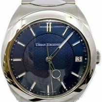 Urban Jürgensen Steel 41mm Automatic pre-owned United States of America, Florida