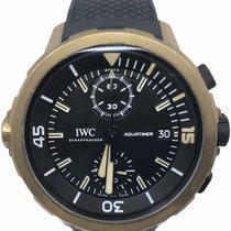 IWC Aquatimer Chronograph Bronze 44mm Black Arabic numerals United States of America, Florida