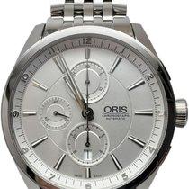 Oris Artix Chronograph Steel 44mm Silver No numerals United States of America, Florida