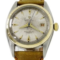 Rolex 6075 Good Gold/Steel 36mm Automatic