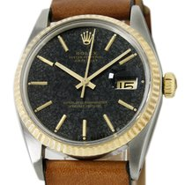 Rolex Datejust Gold/Steel 36mm Black No numerals United States of America, Utah, Draper