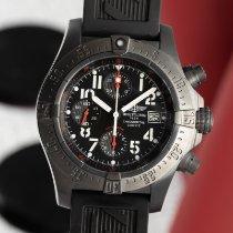Breitling Avenger Skyland Steel 45mm Black