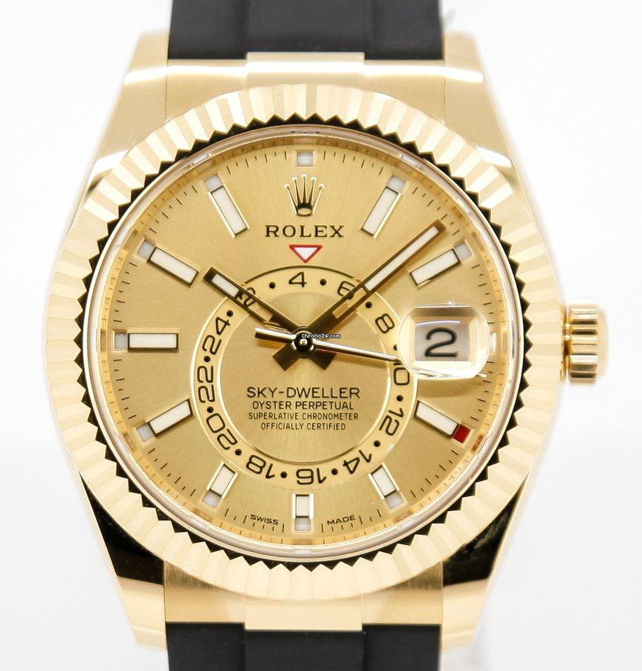 Rolex Sky-Dweller 326238 2021 nov