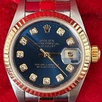 Rolex Lady-Datejust 179173 Foarte bună Aur/Otel 26mm Atomat