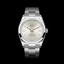 Rolex Oyster Perpetual новые 2021 Автоподзавод Часы с оригинальными документами и коробкой 126000
